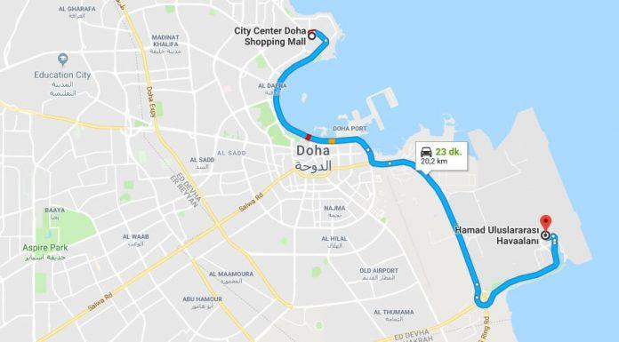 Doha Havaalanı Şehir Merkezi Ulaşım Nasıl Gidilir