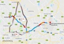 Johannesburg Havaalanı Şehir Merkezi Ulaşım Nasıl Gidilir