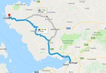İzmir'den Foça'ya Nasıl Gidilir - Yol Tarifi