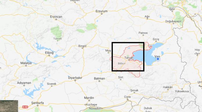 Bitlis Nerede, Nasıl Gidilir?