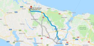 İstanbul Havalimanı Nasıl Gidilir