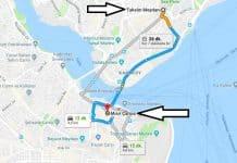 İstanbul Mısır Çarşısı Nerede, Nasıl Gidilir