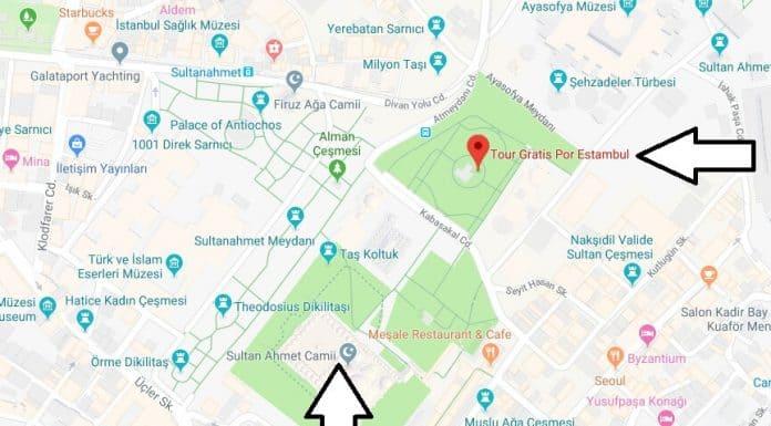 Arasta Pazarı Nerede, Nasıl Gidilir?