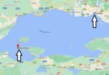 Avşa Adasına Nasıl Gidilir?
