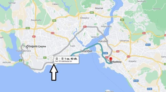 Kadıköye Nasıl Gidilir (Marmaray, Metro, Metrobüs)